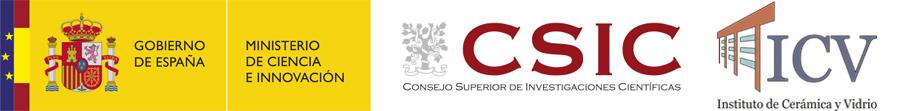 GlaSS – Instituto de Cerámica y Vidrio (CSIC) Logo