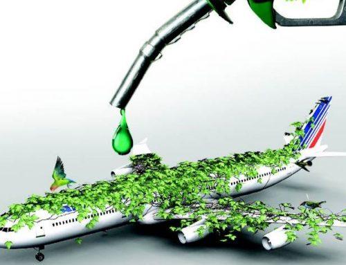 Jadra Mosa y Mario Aparicio del grupo GlaSS del Instituto de Cerámica y Vidrio (ICV-CSIC) participan en el proyecto 4AirCrafts investigando nuevos combustibles de aviación sostenibles.